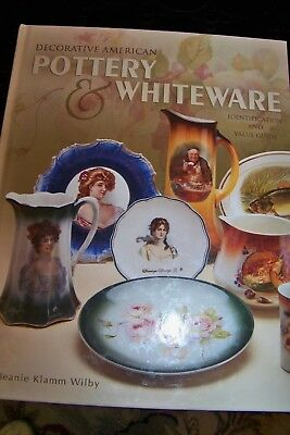 Identification/price Guide Book On American Pottery White Ware
