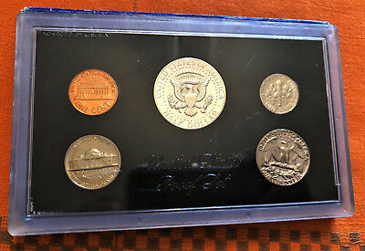 """1970 """"S"""" UNITED STATES (US) 5 Coin PROOF SET ** FDC ** Beautiful Coins!!"""