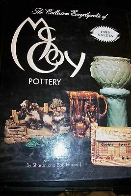 IDENTIFICATION/PRICE GUIDE BOOK ON McCOY POTTERY