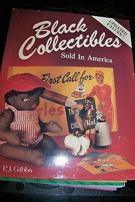 Identification/price Guide Book On Black Collectibles