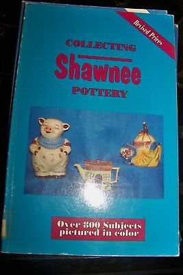Identification/price Guide Book On Shawnee Pottery # 2