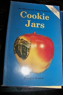 Identification/price Guide Book On Variety Cookie Jars Collectibles