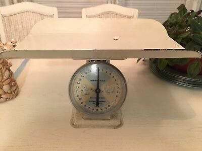 Vintage Scale American Family Scale Company Nursery Baby Household 30 Pounds