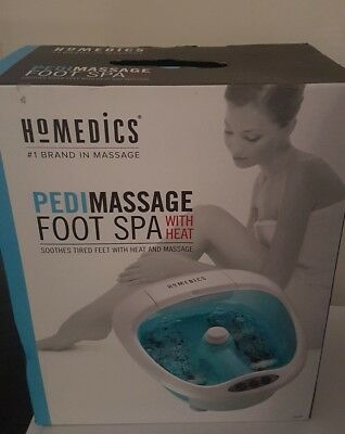 HOMEDICS Foot spa bath