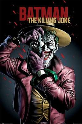 Batman The Killing Joke Joker Poster #74
