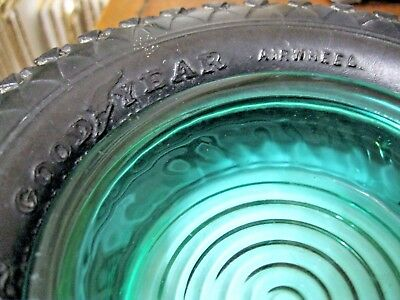 GOODYEAR AIRWHEEL ash tray used advertising