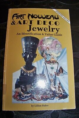 Identification/price Guide Book Art Nouveau An Art Deco Jewelry