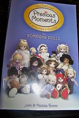 Identification/price Guide Book On Precious Moments Collectibles
