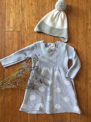 Seed Baby Knitted Dress