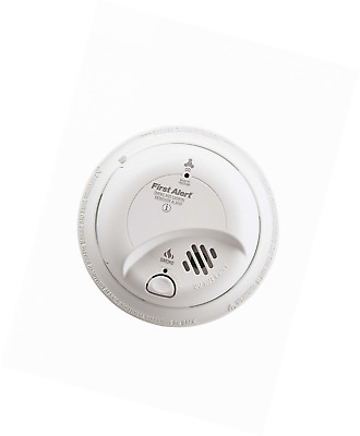 FIRST ALERT BR 9120B Hardwired Smoke and Carbon Monoxide Alarm with