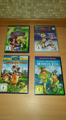 Kinder DVD Sammlung 13 DVDs Walt Disney