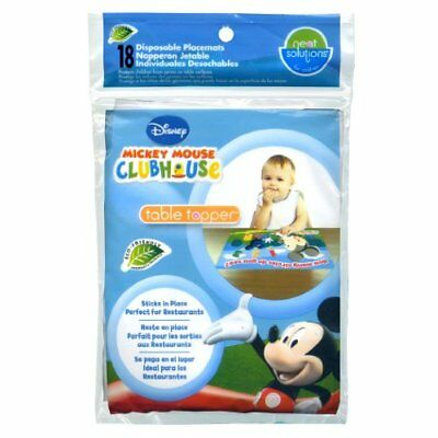 Disposable Placemats Table Topper 60 Mats For Children Kids Toddlers Baby Use