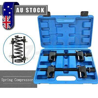 Heavy Duty MacPherson Strut Coil Spring Compressor Powerful Auto Shock Tool