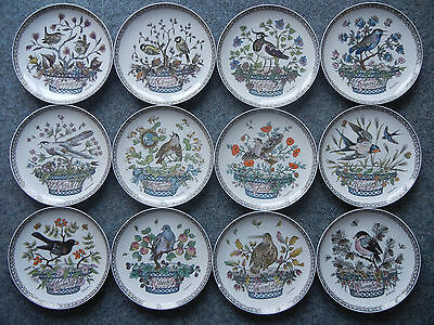 Hutschenreuther Month Plates 25,5 cm - Individual Sale January to December