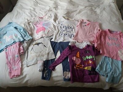 girls clothes bundle age 3-4 years great condition Peppa pig and more