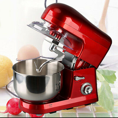 380* 340 * 170mm bowl Stand Mixer 5L Food 110V 50Hz 1200W stainless steel Whisk