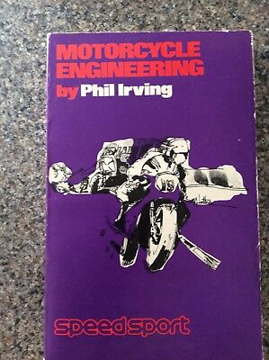 Motorcycle Engineering By Phil Irving