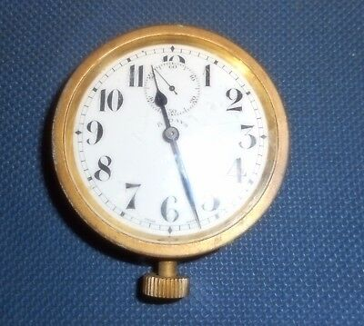 Antique car clock - belonged to Bernie Bruen's father - Naval.