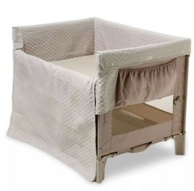 Arms Reach CoSleeper Natural Baby Infant Bassinet Newborn Crib
