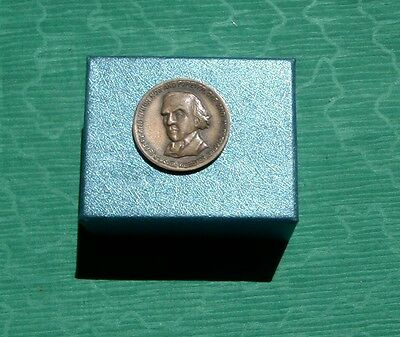 Vintage 1788 - 1938 New Hampshire Constitution Sesquicentennial Token Medal