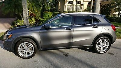 2015 Mercedes-Benz GLA250  2015 Mercedes-Benz GLA250