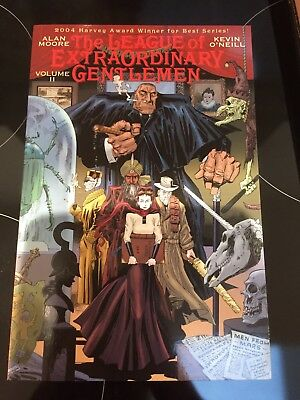 The League Of Extraordinary Gentlemen Volume 2