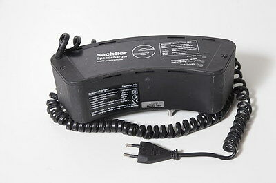SACHTLER SPEED CHARGER MULTI PROGRAMME 110/220v