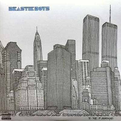 Beastie Boys - To The 5 Boroughs - Capitol Records - 602557727937 - 2 x LP