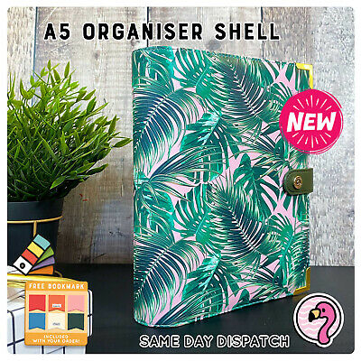 A5 Planner 25 Weeks Wire Notebook Planner Journal Meal Diary Organiser 2018 [36]