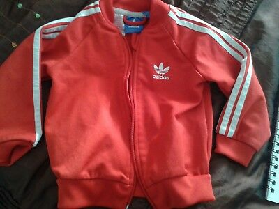 Adidas Top Age 9-12 Months