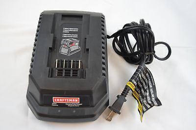 Craftsman Class 2 40 Volt Lithium-Ion Battery Charger 29081 FREE SHIPPING