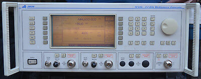 IFR 2026 Multi-Source Signal Generator 10khz to 2.4 Ghz +24dBm Tested