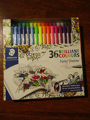 Staedler Brilliant Colours 36 Stifte NEU&OVP