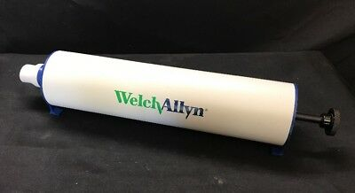 Welch Allyn 703480 3L Calibration Syringe Spirometer - VGC