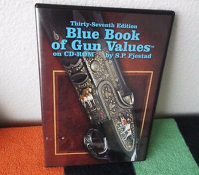 Blue Book Of Gun Values 37Th Edition  S.p. Fjestad