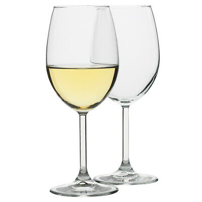 NEW Set of 8 Otto Red Wine Glasses Ecology Glasses