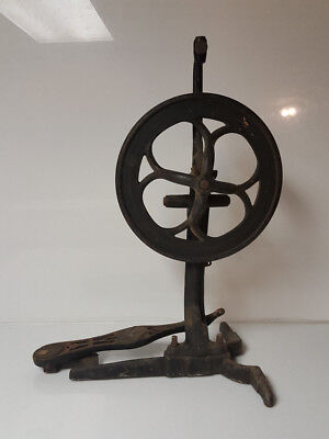 Antique dental medical treadle drill late 19th early 20th century surgical