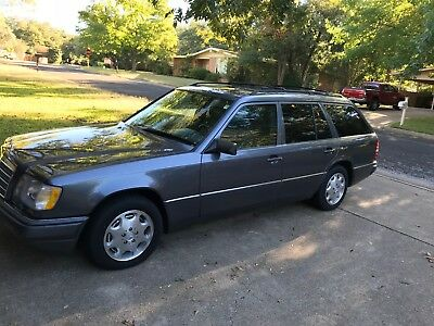 1995 Mercedes-Benz E-Class E 320 1995 Mercedes Benz W124 E320 Wagon V6, E 320