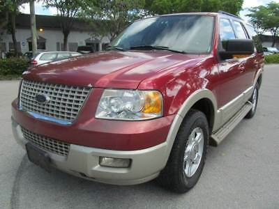2005 Ford Expedition EDDIE BAUER 2005 Ford Expedition Eddie Bauer SUV SUV 5.4L V8 Automatic ONE OWNER CLEAN FL @@