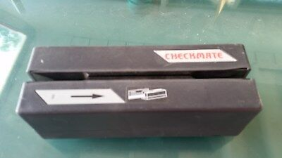 Checkmate Cmr431 Check Scanner Reader