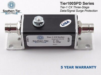 Southern Tier Technologies BNC Security Camera Data/Signal Surge Protector (SPD)