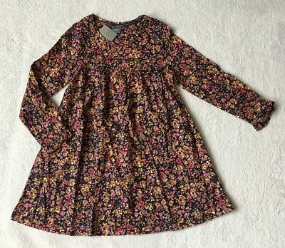 ***BNWT Next girl Ditsy long sleeve cotton dress 1,5-2 years (18-24 months)***