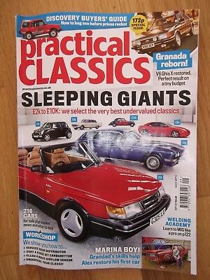 Practical Classics Magazine September 2017