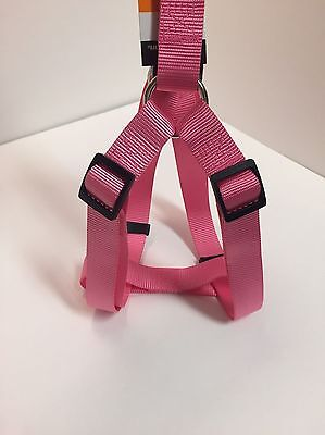Pet Champion Step-In Dog Harness PINK - Large Dogs. NEW!!!