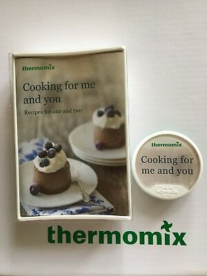 Thermomix Cooking For Me And You Recipe Chip Brand New Unregistered Free Postage