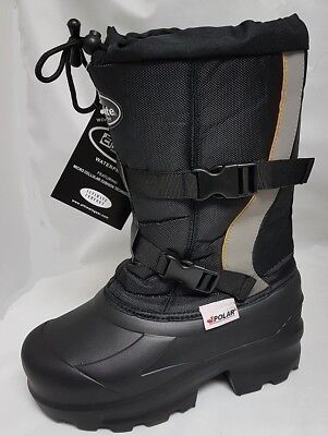 Mens Arctic Renegade Snowmobile boots lightweight Snow Boot by altimate