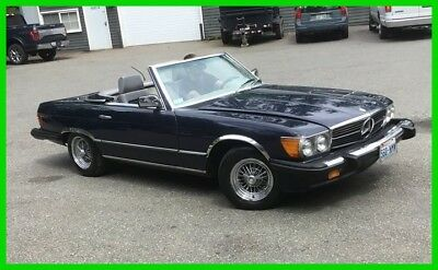 1976 Mercedes-Benz SL-Class  1976 Used Automatic Convertible