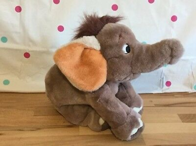 Jungle Book HATHI the Little Elephant plush soft toy Beanie Walt Disney film 💖