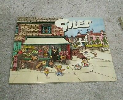 GILES Annual 28 Series 28th Edition Daily Express Cartoons