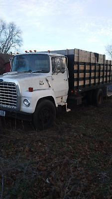 1985 Ford Other  1985 Ford 700